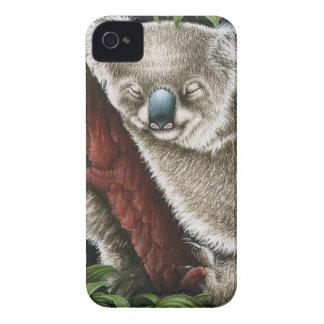 Koala de sommeil coques iPhone 4 Case-Mate