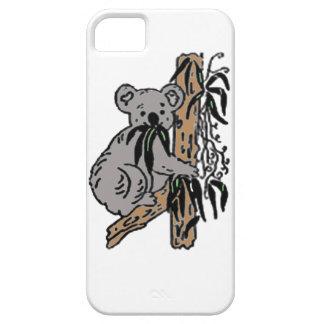 Koala-Essen iPhone 5 Schutzhüllen