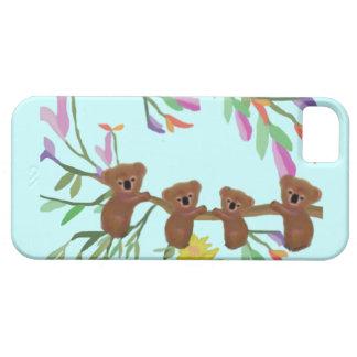 Koala Haning heraus IPhone 5 Fall Schutzhülle Fürs iPhone 5