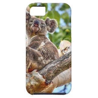 KOALA IN DEN BAUM-AUSTRALIEN-KUNST-EFFEKTEN TOUGH iPhone 5 HÜLLE
