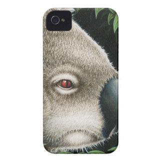 Koala mâchant une feuille coque iPhone 4