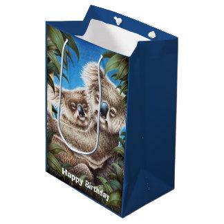 Koala Mittlere Geschenktüte