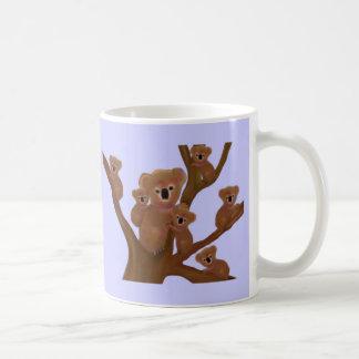 Koala-Spaß Kaffeetasse
