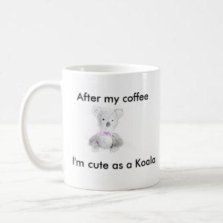Koala-Tasse Kaffeetasse