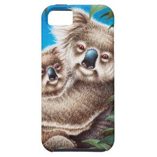 Koala-u. Baby-Case-Mate-Fall Schutzhülle Fürs iPhone 5