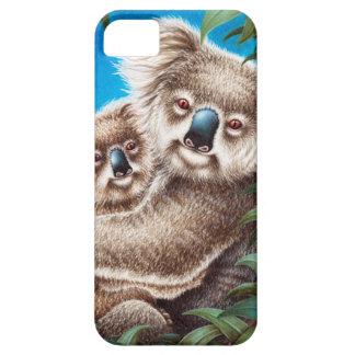 Koala-u. Baby-(kaum dort) Case-Mate-Fall Barely There iPhone 5 Hülle
