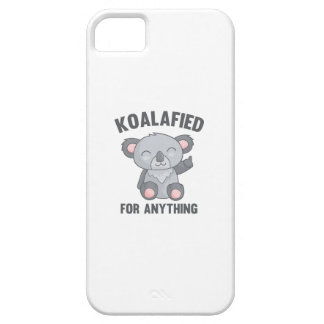 Koalafied für alles iPhone 5 case