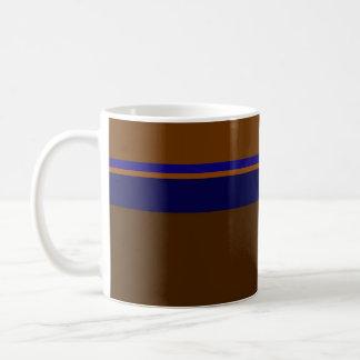 Kobalt-Bergbau Kaffeetasse