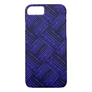 Kobalt-Blau-Art iPhone 8/7 Hülle