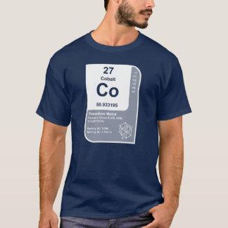 Kobalt (Co) T-Shirt