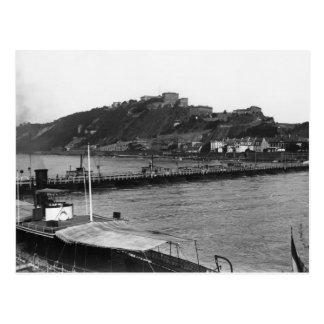 Koblenz, Ehrenbreitstein, c.1910 Postkarte