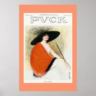 Kobold-Titelseite1912 Poster