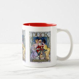 Kobold-Titelseiten-Weihnachten 1902 Zweifarbige Tasse