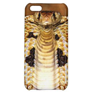 Kobra-Schlange angehoben mit Haube (nahe hohe) Hülle Für iPhone 5C