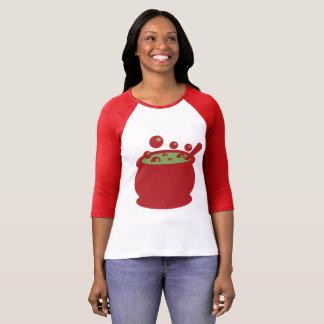 Kochen des Topf-Shirts T-Shirt