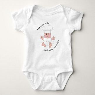 Kochsgroßvater Baby Strampler