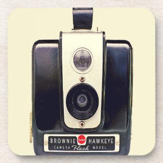 Kodak-Schokoladenkuchenkamera Untersetzer