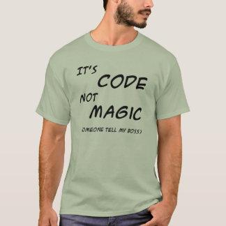 Kodierungs-Spaß-T - Shirt