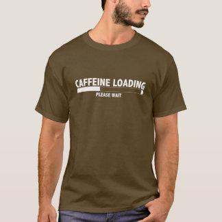 Koffein-Laden, wartet bitte T-Shirt