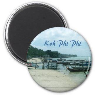 KOH-Phi-Phi Runder Magnet 5,1 Cm