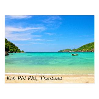 KOH-Phi-Phi, Thailand Postkarte