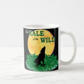 Kohl vom wilden kaffeetasse
