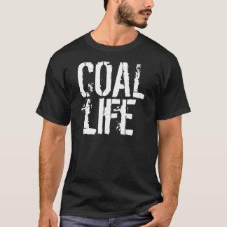 Kohlen-Leben T-Shirt
