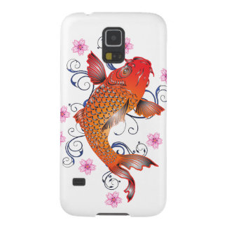 Koi Fische Galaxy S5 Cover