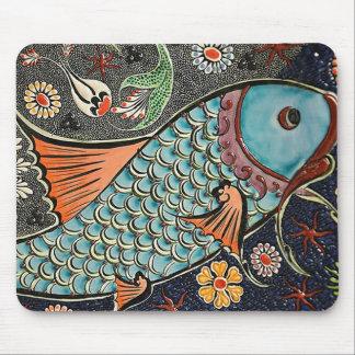 Koi Mosaik Mousepads
