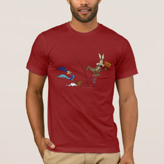 Kojote des Wile-E und STRASSE RUNNER™ T-Shirt