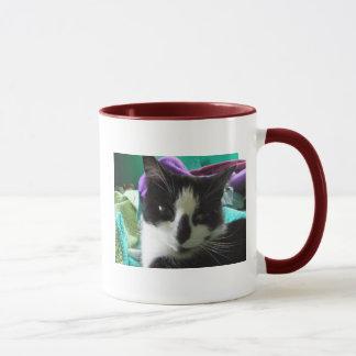 Kokoa Kup Kat besonders angefertigt Tasse