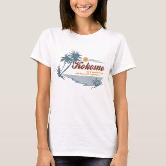 Kokomo 80er Pop-Kultur-Retro Grafik T-Shirt