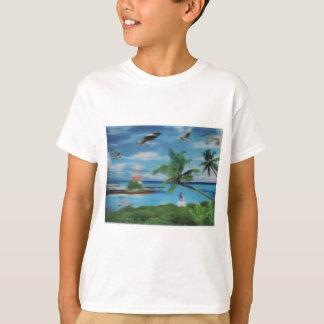 KokosnussPalme beach.jpg T-Shirt