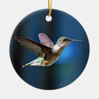 Kolibri 424 keramik ornament