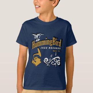 Kolibri-Platten T-Shirt