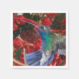Kolibri-Servietten Papierserviette