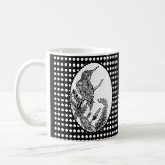 Kolibri-Tasse für Vogelliebhaber! Kaffeetasse
