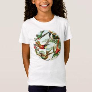 Kolibris durch Ernst Haeckel (4) T-Shirt
