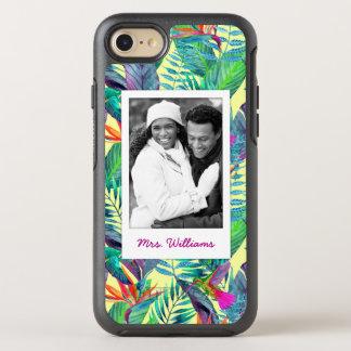 Kolibris in Dschungel | addieren Ihr Foto u. OtterBox Symmetry iPhone 7 Hülle