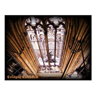 Köln-Kathedralen-Postkarte Postkarte