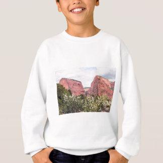 Kolob Schluchten, Zion Nationalpark, Utah, USA 2 Sweatshirt
