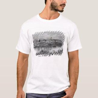 Kolonie Christchurchs, Canterbury, Neuseeland T-Shirt