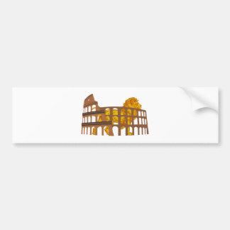 Kolosseum Löwe Colosseum lion Autoaufkleber