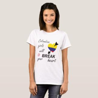 Kolumbianischer Heartbreaker T-Shirt