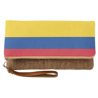 Kolumbien-Flaggen-Kupplung Clutch