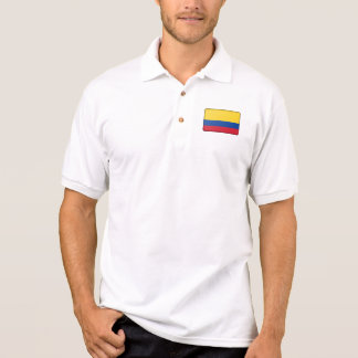 Kolumbien-Polo-Shirt Poloshirt