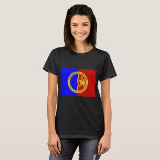 Komanche-Nations-Flagge T-Shirt