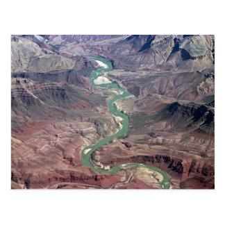 Komanche-Punkt, Grand Canyon Postkarte