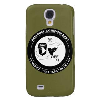 Kombinierte gemeinsame Task Force 101 Ost - B/W Galaxy S4 Hülle
