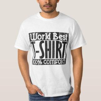 Komfort des Weltbester T - Shirt-100% T-Shirt